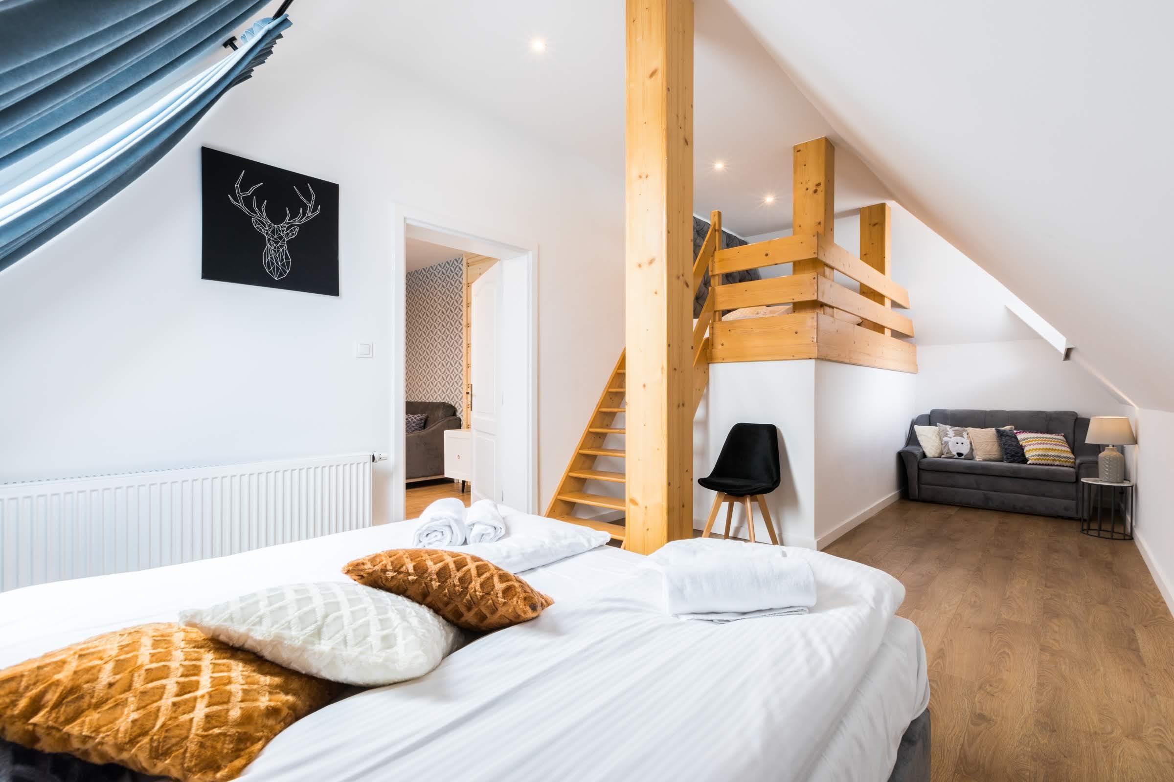 Apartamenty w Białce Tatrzańskiej luksusowe noclegi