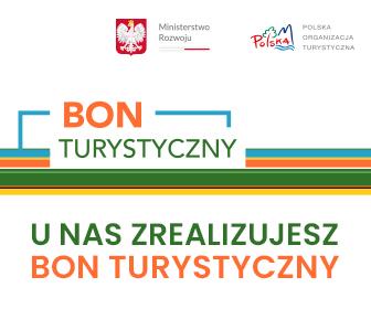 Bon turystyczny białka Tatrzańska
